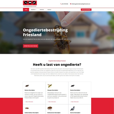 All-in website pakket